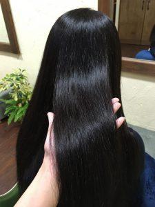 髪質改善⭐︎カラーエステ(全体染)〜群馬県前橋市の美容室〜