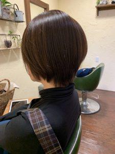 髪室改善スタイルチェンジのその後〜群馬県前橋市の美容室〜