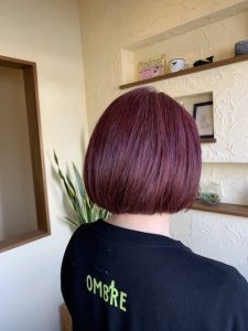 髪質改善ヘアエステいろいろなボブ〜群馬県前橋市の美容室〜