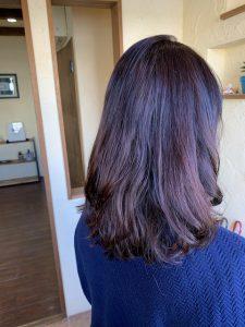 髪質改善デジタルパーマエステ大きくふんわり〜群馬県前橋市の美容室〜