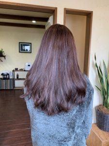 髪質改善カラーエステ〜群馬県前橋市の美容室〜