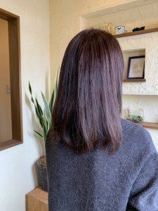 髪質改善カラーエステでカラーをするたびに美しく綺麗に〜群馬県前橋市の美容室〜
