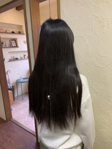髪質改善デジタルパーマエステ新しいスタート!〜群馬県前橋市の美容室〜