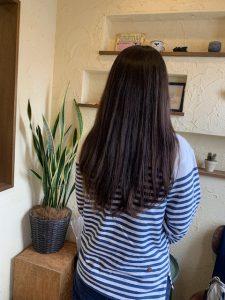 髪質改善カラーエステでつやつやさらさら〜群馬県前橋市の美容室〜
