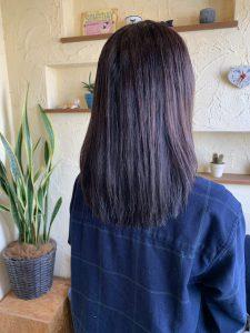 髪質改善カラーエステとホームケア〜群馬県前橋市の美容室〜